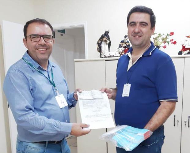 Escola de Dança Corpus doa R$12.900 mil ao Hospital Samuel Libânio