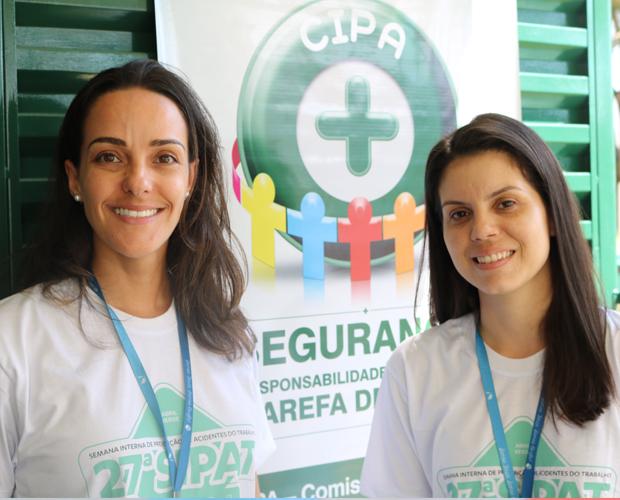 Colaboradores da Unidade Fátima participam da 27ª Sipat