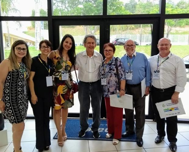 Mestrado em Educação participa de evento Red EmprendeSUR em Santa Rita do Sapucaí