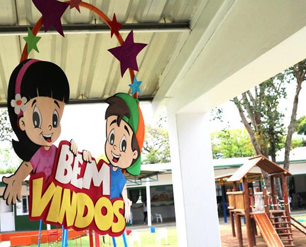 Continua animada Semana da Criança na Educação Infantil do Anglo