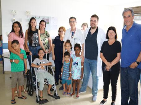 Secretaria Municipal de Saúde e HCSL realizam mutirão de cirurgias pediátricas