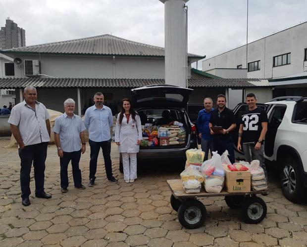 Sindicato dos Contabilistas de Pouso Alegre faz doação ao HCSL