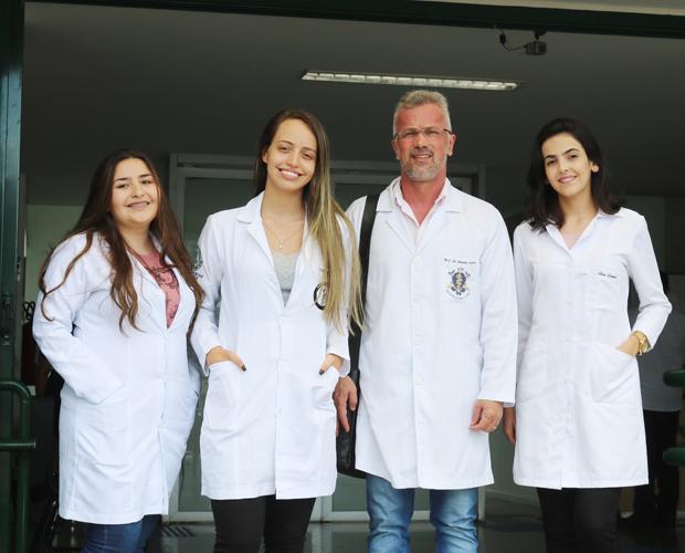 Acadêmicos da Univás participam de publicação da Sociedade Brasileira da Anestesiologia
