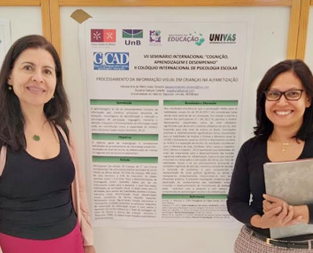 Pesquisas conjuntas da Univás e Universidade do Minho são publicadas em Portugal