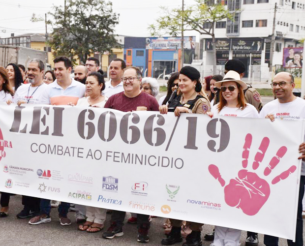 FUVS apoia evento do Dia Municipal de Combate ao Feminicídio