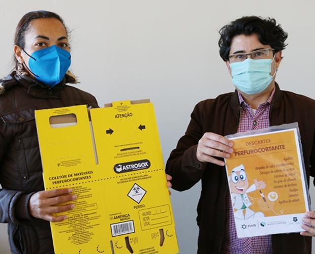 FUVS comemora Dia de Combate a Prevenção de Acidentes no Trabalho