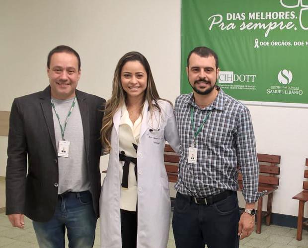 Hospital Samuel Libânio realiza mais uma captação múltipla de órgãos