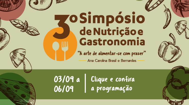3º Simpósio de Gastronomia