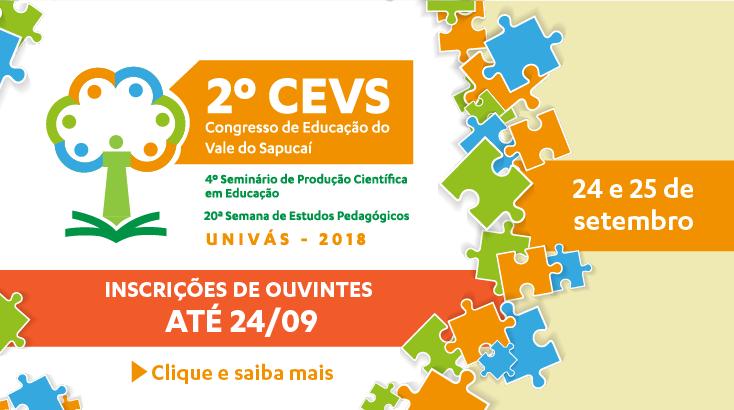 Congresso de Educação do Vale do Sapucaí