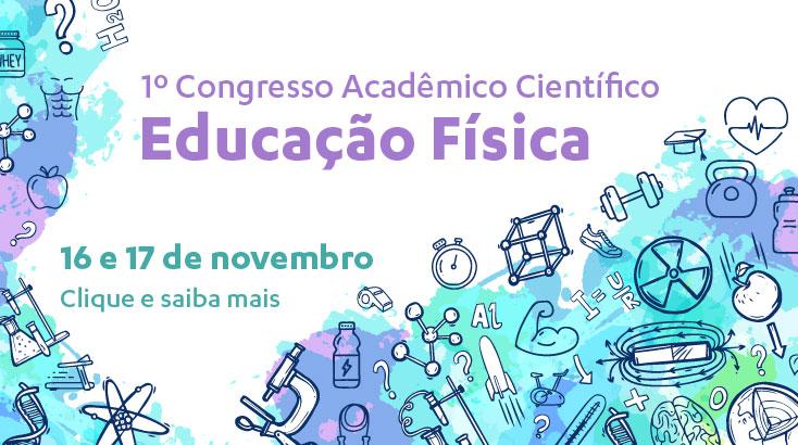 Congresso de educação física Univás