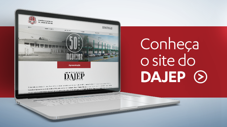 Conheça o site do DA-JEP