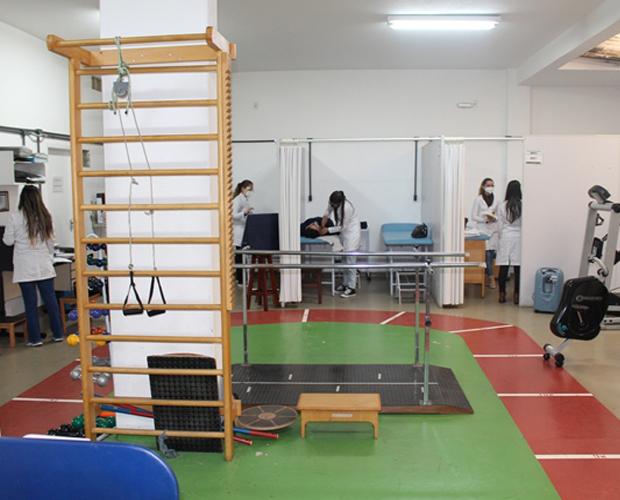 Clínica Escola de Fisioterapia é mais um grande diferencial da Univás